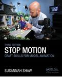 Picture of Stop Motion Craft Skills for Model Animation 3ed