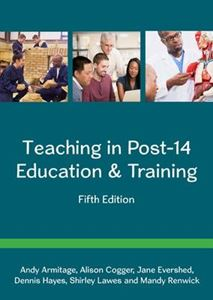 Picture of Teaching in Post-14 Education & Training 5ed