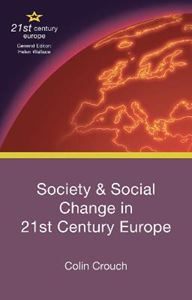 Picture of Society and Social Change in 21st Century Europe