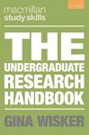 Picture of Undergraduate Research Handbook 2ed