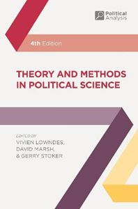 Picture of Theory and Methods in Political Science 4ed