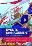 Picture of Events Management: An Introduction