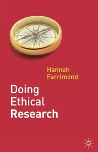 Picture of Doing Ethical Research