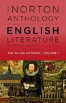 Picture of Norton Anthology of English Literature, The Major Authors 10ed