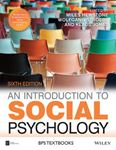 Picture of Introduction to Social Psychology 6ed