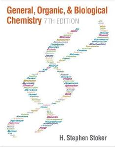 Picture of General,Organic & Biological Chemistry 7ed