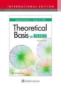 Picture of Theoretical Basis for Nursing 5ed