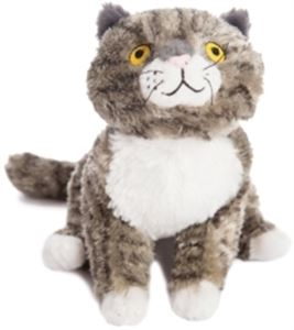 Picture of Mog the Forgetful Cat Soft Toy