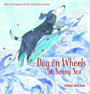 Picture of Dog on Wheels at Sunny Sea