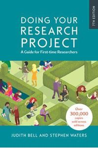 Picture of Doing Your Research Project: A Guide for First-Time Researchers 7ed