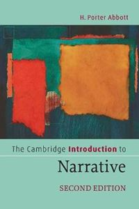 Picture of Cambridge Introductions to Literature: The Cambridge Introduction to Narrative