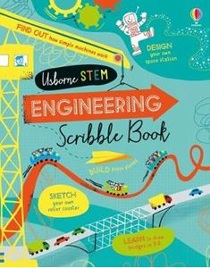 Picture of Engineering Scribble Book