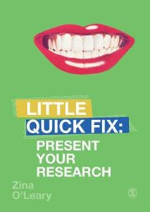 Picture of Present Your Research: Little Quick Fix