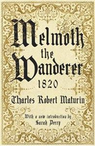 Picture of Melmoth the Wanderer 1820: with an introduction by Sarah Perry