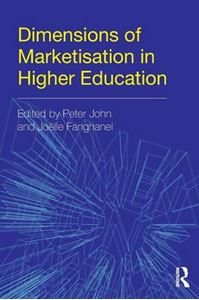 Picture of Dimensions of Marketisation in Higher Education