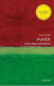 Picture of Marx: A very short introduction