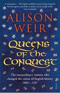 Picture of Queens of the Conquest: England's Medieval Queens