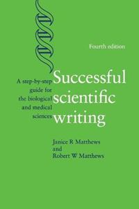 Picture of Successful Scientific Writing