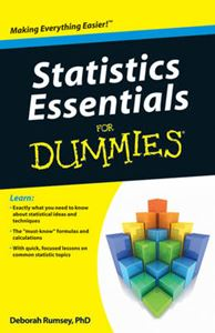 Picture of Statistics Essentials For Dummies