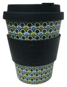 Picture of ecoffee cup - Natural Bamboo Fibre - Diggi Do