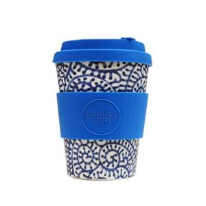 Picture of ecoffee cup - Natural Bamboo Fibre - Setsuko