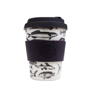 Picture of ecoffee cup - Natural Bamboo Fibre - Toolondo Fisherman