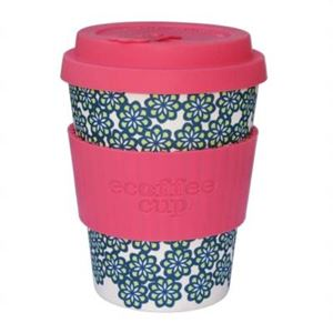 Picture of ecoffee cup - Natural Bamboo Fibre - Like, Totally