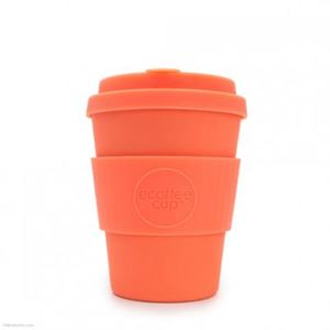 Picture of ecoffee cup - Natural Bamboo Fibre - Mrs Mills 12