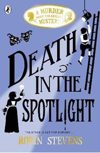 Picture of Death in the Spotlight: A Murder Most Unladylike Mystery