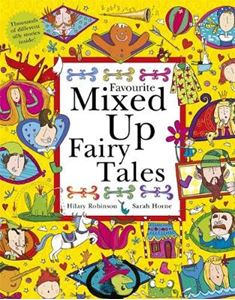 Picture of Favourite Mixed Up Fairy Tales: Split-Page Book
