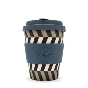 Picture of ecoffee cup - Natural Bamboo Fibre - Look Into My Eyes