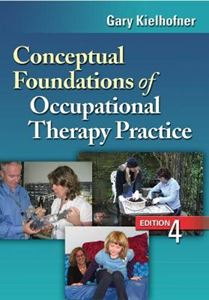 Picture of Conceptual Foundations of Occupational Therapy Practice 4ed