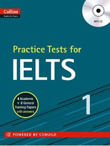 Picture of Practice Tests for IELTS 1 (Collins English for IELTS)