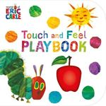Picture of Very Hungry Caterpillar: Touch and Feel Playbook: Eric Carle