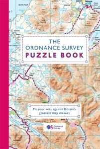 Picture of Ordnance Survey Puzzle Book: Pit your wits against Britain's greatest map makers