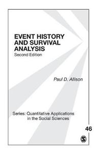 Picture of Event History and Survival Analysis 2ed
