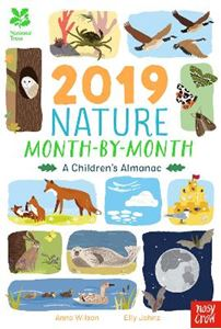 Picture of National Trust: 2019 Nature Month-By-Month: A Children's Almanac