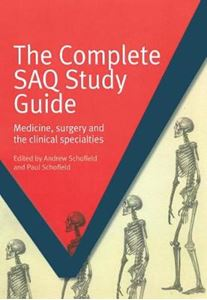 Picture of Complete SAQ Study Guide: Medicine, Surgery and the Clinical Specialties