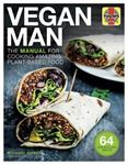 Picture of Vegan Man: The manual for cooking amazing plant-based food