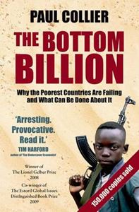 Picture of Bottom Billion: Why the Poorest Countries are Failing and What Can Be Done About It