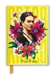 Picture of Frida Kahlo Yellow (Foiled Journal)