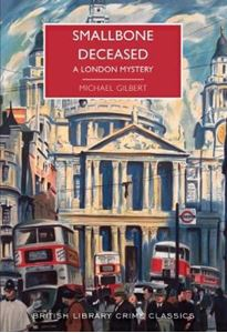 Picture of Smallbone Deceased: A London Mystery
