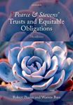 Picture of Pearce & Stevens' Trusts and Equitable Obligations