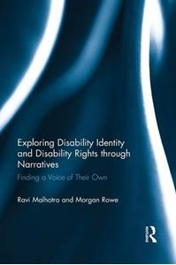 Picture of Exploring Disability Identity and Disability Rights through Narratives: Finding a Voice of Their Own