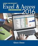 Picture of Using Microsoft Excel and Access 2013 for Accounting