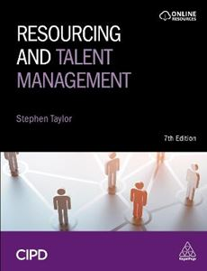 Picture of Resourcing and Talent Management