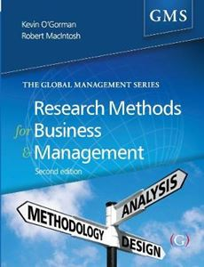 Picture of Research Methods for Business and Management: a guide to writing your dissertation