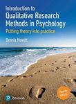 Picture of Introduction to Qualitative Research Methods in Psychology 4ed