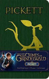 Picture of Fantastic Beasts: The Crimes of Grindelwald: Pickett Ruled Pocket Journal