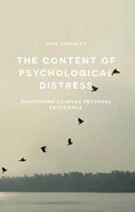 Picture of Content of Psychological Distress: Addressing Complex Personal Experience